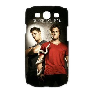 Custom Supernatural 3D Cover Case for Samsung Galaxy S3 III i9300 LSM 3411 Cell Phones & Accessories