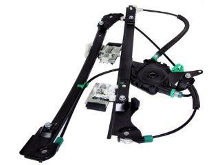 MTC 4556 Front Power Window Regulator (Left) 1H0 837 461A Automotive