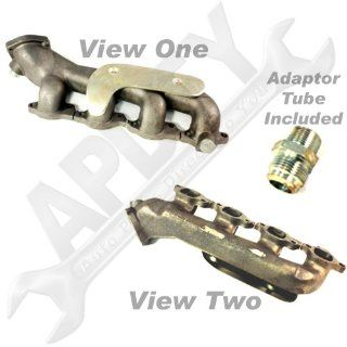 Exhaust Manifold For 7.4L 454 CID Big Block GMC/Chevrolet Truck/Van (LEFT) Automotive
