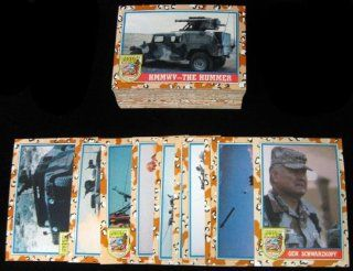 1991 Topps Desert Storm Series 2 Trading Card Set (88) NM/MT Sports Collectibles