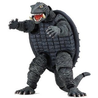 Gamera Revoltech SciFi Super Poseable Action Figure #026 Gamera 1967 Toys & Games