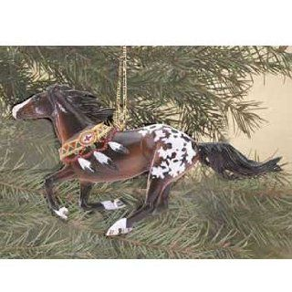 Breyer Horses 2007 Beautiful Breeds Appaloosa Ornament Sports & Outdoors