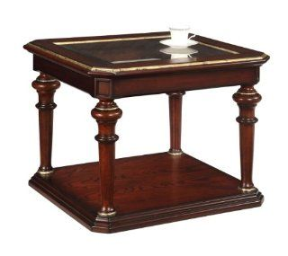 Wickham Rectangular End Table (Cherry Finish)