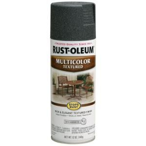 Rust Oleum Stops Rust 12 oz. Protective Enamel Multi Colored Textured Aged Iron Spray Paint (6 Pack) 223525