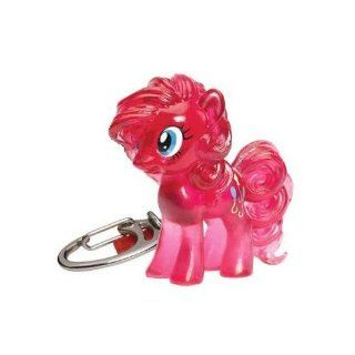 My Little Pony Friendship is Magic Crystal Pony Pinkie Pie Keychain Toys & Games