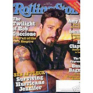 ROLLING STONE MAGAZINE # 945   BEN AFFLECK ISSUE APRIL 1ST 2004 ROLLING STONE Books