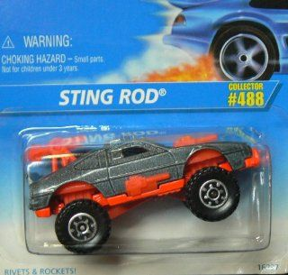 Hot Wheels Sting Rod #488 Toys & Games