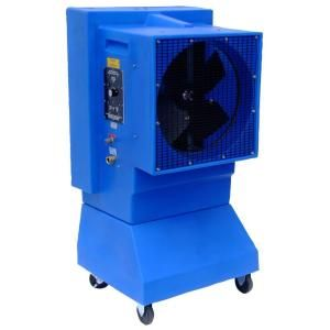 MaxxAir Direct Drive 2600 CFM Variable Speed Portable Evaporative Cooler for 900 sq. ft. EC18DVS