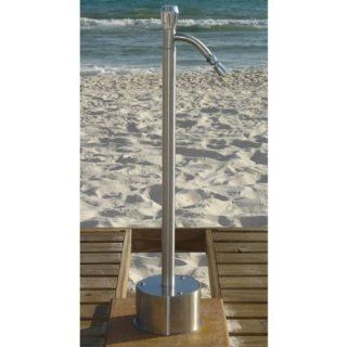 Outdoor Shower Company FSFS 200 ADA Free Standing Foot Shower FSFS 200  Portable Camping Shower Gear  Patio, Lawn & Garden