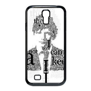 Custom Ed Sheeran Cover Case for Samsung Galaxy S4 I9500 S4 1265 Cell Phones & Accessories