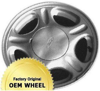 FORD TAURUS 15x6 5 SPOKE Factory Oem Wheel Rim  SILVER   Remanufactured Automotive