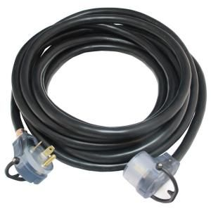 Rodale 50 ft. 30 Amp RV Extension Cord with LED RV30A50WL