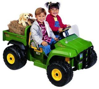 John Deere Gator Ride-On Toys & Games