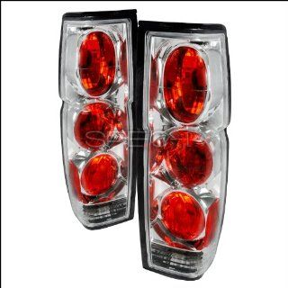 Nissan D21 Pickup Hardbody 1986 1987 1988 1989 1990 1991 1992 1993 1994 1995 1996 1997 Altezza Tail Lights   Chrome Automotive