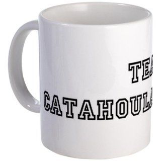 Catahoula Leopard Dog Mug   Standard Kitchen & Dining