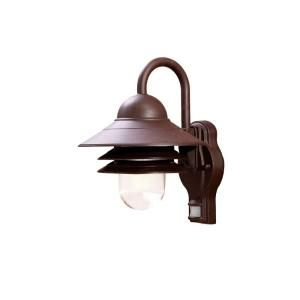 Acclaim Lighting Mariner Collection Wall Mount 1 Light Outdoor Architectural Bronze Light Fixture 83ABZM