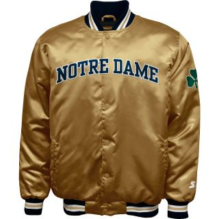 Notre Dame Fighting Irish Jacket (STARTER)   Size Large