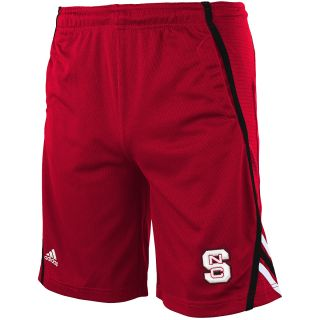 adidas Youth North Carolina State Wolfpack ClimaLite Sideline Shorts   Size