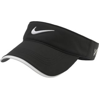 NIKE Mens Tour Adjustable Golf Visor, Pink Pow/black