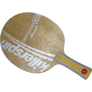 Killerspin Diamond CQ Table Tennis Racket   Size Flared (108 51)