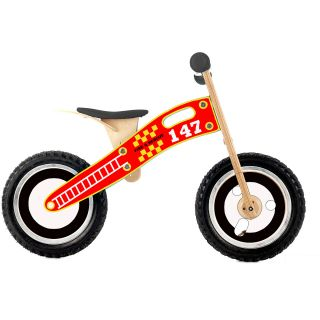 Smart Gear Fire & Rescue Smart Balance Bike (SG322R33)
