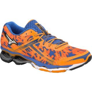 MIZUNO Mens Wave Creation 15 Running Shoes   Size 13, Mango