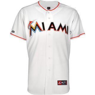 Majestic Athletic Miami Marlins Giancarlo Stanton Replica Home Jersey   Size