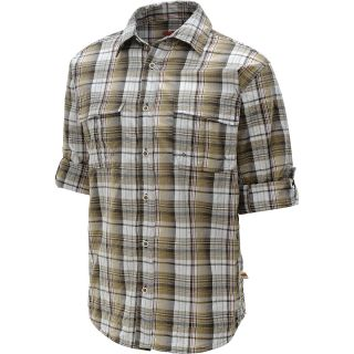 DAKOTA GRIZZLY Mens Corky Long Sleeve Shirt   Size Medium, Ale