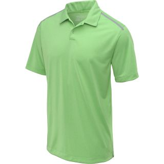NIKE Mens Lightweight Heather Golf Polo   Size 2xl, Poison Green