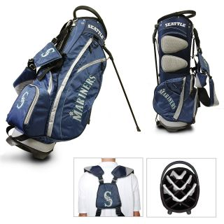 Team Golf MLB Seattle Mariners Fairway Stand Bag (637556974280)