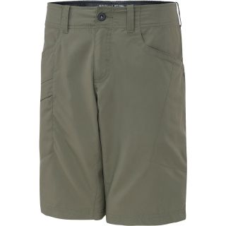MOUNTAIN HARDWEAR Mens Mesa V2 Shorts   Size 34, Stone Green