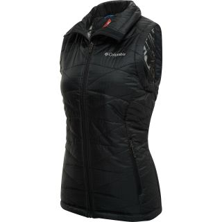 COLUMBIA Womens Mighty Lite III Vest   Size Xl, Black
