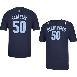adidas Mens Memphis Grizzlies Zach Randolph Game Time Name And Number Short