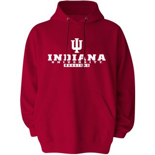 T SHIRT INTERNATIONAL Mens Indiana Hoosiers Reload Pullover Hoody   Size Xl,
