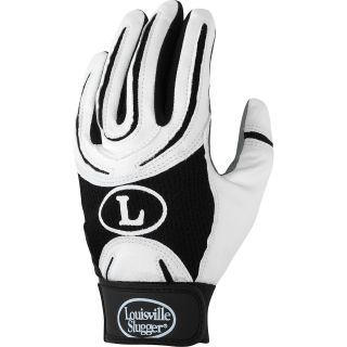 LOUISVILLE SLUGGER Genesis 1884 Youth Batting Gloves   Size Youth Medium,