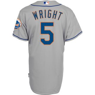 Majestic Athletic New York Mets David Wright Authentic Road Cool Base Jersey