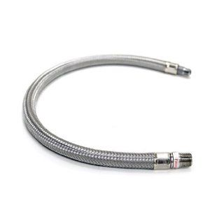"Viair 92804 18"" Stainless Steel Braided Leader Hose without Check Valve Automotive"