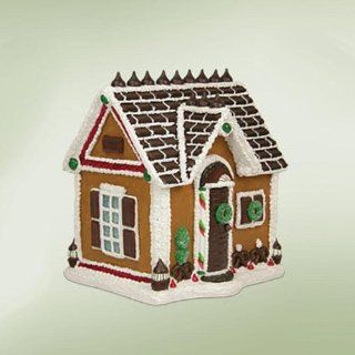 "12"" Hershey's Chocolate Candy Decorative Gingerbread House Christmas Decoration   Holiday Figurines"