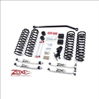 "Zone Offroad 4"" JK Suspension System 07 12 Jeep Wrangler JK 4Door Automotive"