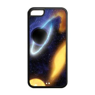 WY Supplier Popular Space Black Hole Logo, Seal 575, Apple iphone 5c Premium Hard Plastic Case Cover for Space Black Hole phone case TPU case Cell Phones & Accessories
