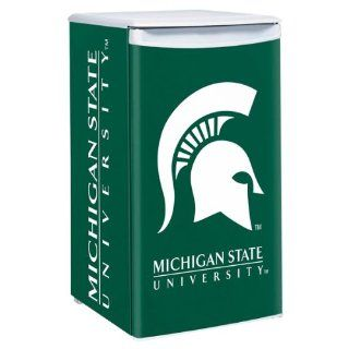 NCAA Michigan State Spartans Compact Refrigerator, 3.2 Cubic Feet Sports & Outdoors