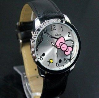 NEW fashion Hello kitty girl women watches Lovely cartoon Watch WKT985B Watches