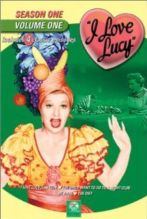 I Love Lucy   Season One (Vol. 1) Lucille Ball, Desi Arnaz, Vivian Vance, William Frawley, Tony Michaels, Richard Reeves, Marco Rizo, Johnny Jacobs, Tony Terran, Joseph A. Mayer, Michael Mayer, Richard Keith, Karl Freund, Marc Daniels, Ralph Levy, Al Simo