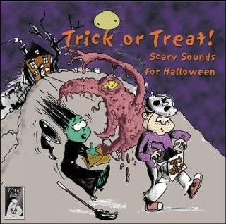 Trick or Treat Scary Sounds for Halloween Music