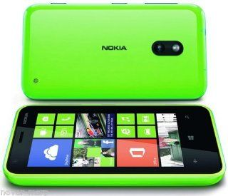 Nokia Lumia 620 Green (Factory Unlocked) 5mp Camera, Windows Phone 8 , 8gb , 5mp Specail Gift for Special One Fast Shipping Cell Phones & Accessories