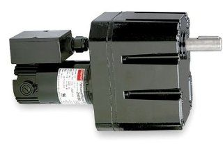 Dayton DC Parallel Shaft Permanent Magnet Gear Motor 15 RPM, 1/6hp TENV 90 Volts DC Model 2H588