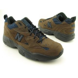 NEW BALANCE 608 Brown 4E X Wide Trainers Shoes Mens 15 Shoes