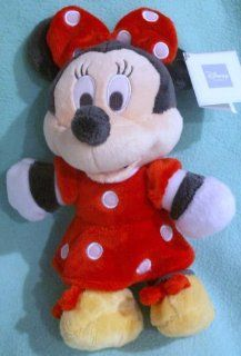 "11"" Plush Baby Minnie Mouse Stuffed Doll Toy Toys & Games"