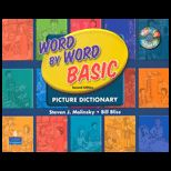 Word by Word Basic Piocture Dictionary   With CD