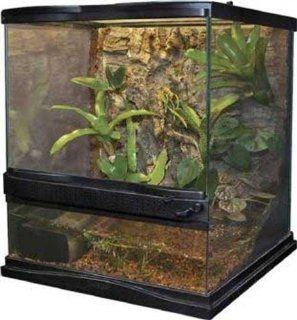 Zoo Med Laboratories SZMNT2 Naturalistic Terrarium, Medium  Pet Terrariums